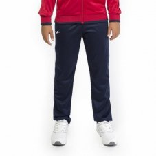 Спортивні штани дитячі Joma Trackuisr Red-Navy 500076.603