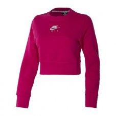 Реглан жіночий Nike Sportswear Women's Air Crew Fleece Sweatshirt DC5296-615