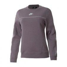 Реглан жіночий Nike Women's Sportswear Millennium Essential Fleece Crew Grey CZ8336-531