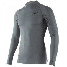 Термофутболка з довгим рукавом Nike Men's Np Top Long Sleeve Tight Mock BV5592-085