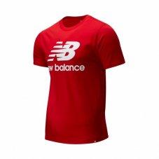 Футболка New Balance Ess Stacked Logo MT01575REP