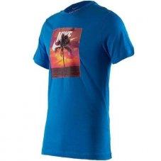Футболка Nike Sportswear Men's T-Shirt Spring Brk Photo DB6163-435