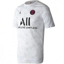 Футболка Nike Paris Saint-Germain Men's Pre-Match Short-Sleeve Football CW9489-101