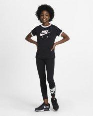 Футболка дитяча Nike Air Older Kids' (Girls') T-Shirt DC7158-010