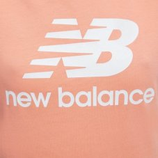 Футболка жіноча New Balance Ess Stacked Logo WT91546PPI