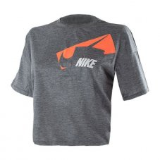 Футболка жіноча Nike Dri-FIT Women's Graphic Training Crop Top DC7189-091