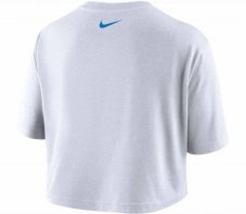 Футболка жіноча Nike Dri-FIT Women's Graphic Training Crop Top DC7189-100