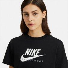 Футболка жіноча Nike Sportswear Heritage Short Sleeve Women's Top Hbr CZ8612-010