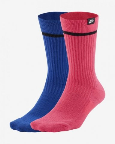 Шкарпетки Nike SNKR Sox Unisex Crew Socks (2 Pairs) DB5466-903