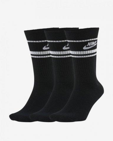 Шкарпетки Nike Sportswear Essential Crew Socks (3 Pairs) CQ0301-010