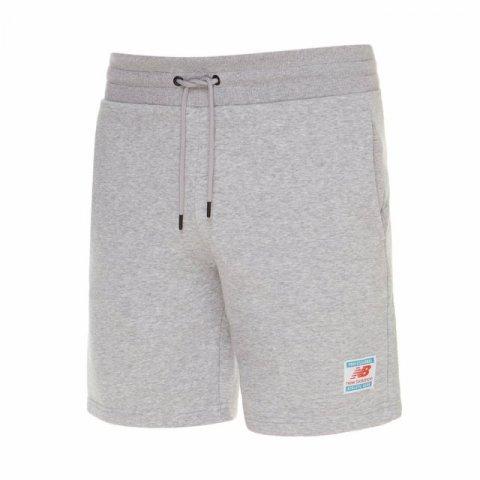 Шорти New Balance Essentials Fleece MS11502AG