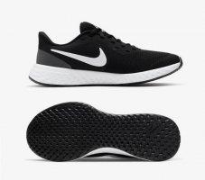 Кросівки бігові дитячі Nike  Revolution 5 BQ5671-003
