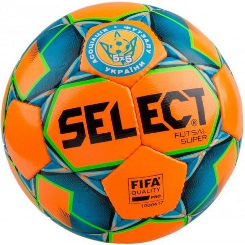 М'яч для футзалу Select Futsal Super FIFA 361343-317
