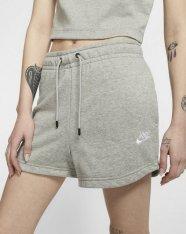 Шорти жіночі Nike Sportswear Essential Women's French Terry Shorts CJ2158-063