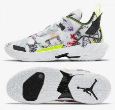 Кросівки для баскетболу Air Jordan Why Not Zer0.4 Photon Dust DD4887-007