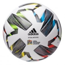 М'яч для футболу Adidas UEFA Nations League OMB FS0205