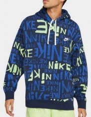 Реглан Толстовка Nike M NSW CLUB PO BB HOODIE HOA DA0061-410