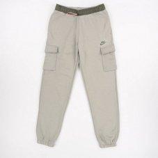 Спортивні штани жіночі Nike Sportswear Women's Fleece Cargo Trousers DD3607-320