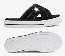 Шльопанці жіночі Converse One Star Sandal Slip 564143C