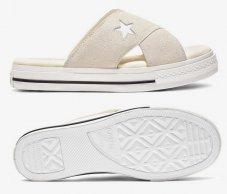 Шльопанці жіночі Converse One Star Sandal Slip 564144C