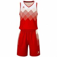 Комплект баскетбольної форми Kelme 8052LB1001.9610 8052LB1001.9610