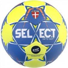 М'яч для гандболу Select HB Keto Soft 384084-015