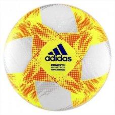 М'яч для футболу Adidas Conext Extraklasa 19 Top Capitano ED4934