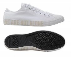 Кеди Converse Chuck Taylor All Star We are not Ox 165384C