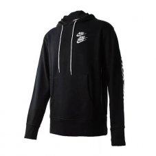 Реглан Nike World Tour Pullover Hoodie Black DA0931-010