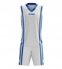 Комплект баскетбольної форми Zeus KIT BOZO BI/RO Z00507