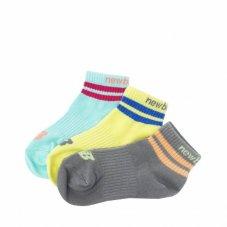 Шкарпетки New Balance Kids Prf Cush Ankle 3 Pair LAS09133AS4