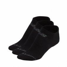 Шкарпетки New Balance Prf Cotton Flat Knit No Show 3 Pair LAS95123BK