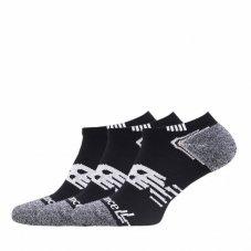 Шкарпетки New Balance No Show Run 3 Pair LAS44223BKW