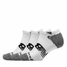 Шкарпетки New Balance No Show Run 3 Pair LAS44223WT