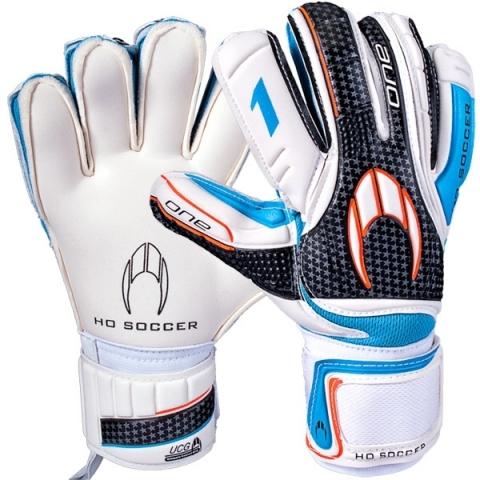 Воротарські рукавиці HO Soccer One Flat