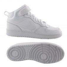 Кросівки дитячі Nike Court Borough Mid 2 CD7782-100