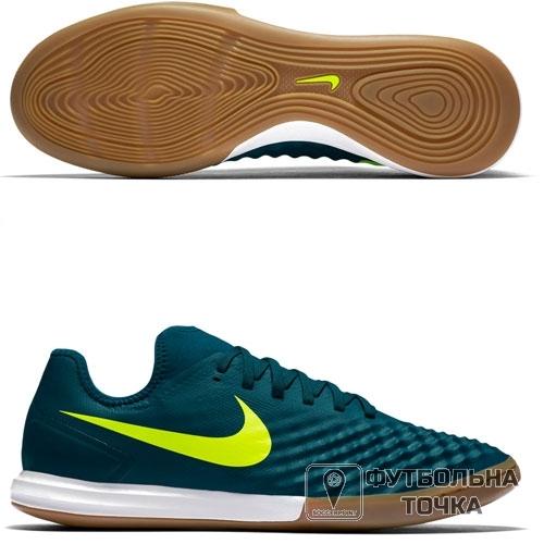 1e2316073666 Футзалки Nike MAGISTAX FINALE II IC. Купить футзалки для футбола ...