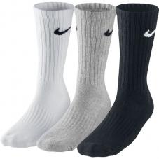 Шкарпетки Nike 3PPK VALUE COTTON CREW