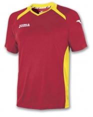 Футболка Joma CHAMPION II (червоно-жовта)