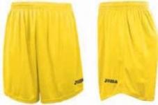 Шорти Joma REAL (жовті)