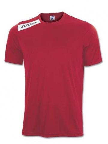Футболка Joma VICTORY (червоно-біла)