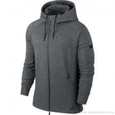 Реглан Nike Air Jordan Icon Fleece Full Zip Men's Hoodie