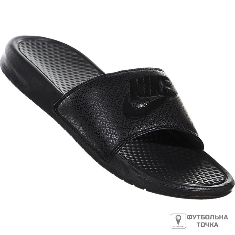 65ea8924 Шлепанцы Nike Benassi Jdi Slide 343880-001. Купить шлепанцы Nike ...