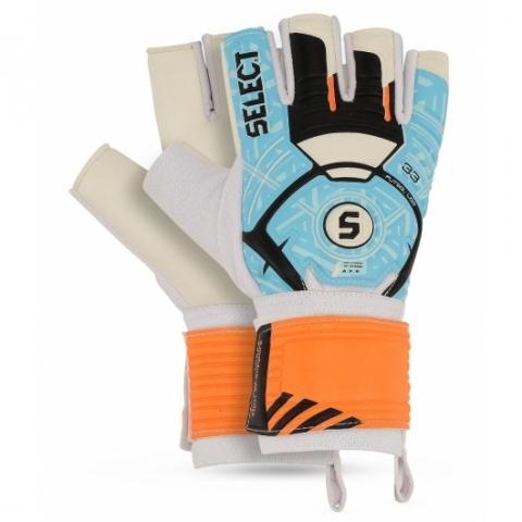Воротарські рукавиці Select Goalkeeper Gloves Futsal Liga 33