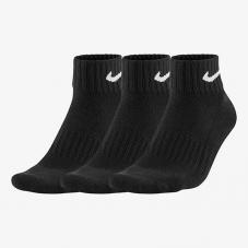 Шкарпетки Nike 3PPK Value Cotton Quarter