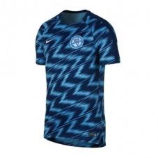Футболка Nike Slovakia Pre-Match Training Shirt Navy