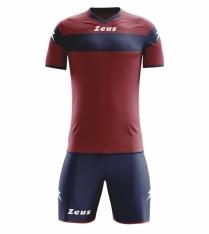 Комплект футбольної форми Zeus KIT APOLLO BL/GN