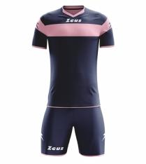 Комплект футбольної форми Zeus KIT APOLLO BL/RS