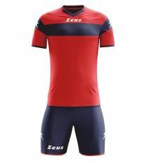 Комплект футбольної форми Zeus KIT APOLLO RE/BL