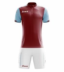 Комплект футбольної форми Zeus KIT AQUARIUS GN/SK